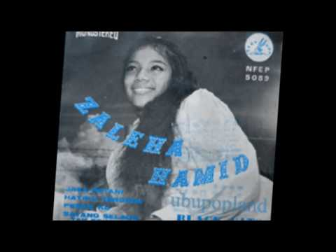 Zaleha Hamid and the Black cats - Female 60s Indo beat organ