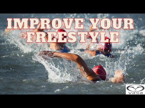 Triathlon Training: How to Improve Your Freestyle Swim - Part 1