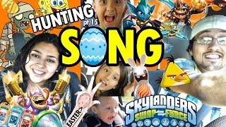 Easter Skylanders Hunting Music Video: Springtime Trigger Happy - Pharrell Williams Song Remix Cover