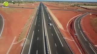 Récit de l'Inauguration de l'Autoroute Ila Touba .wlf