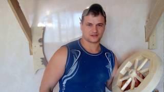 видео Колеса телеги