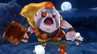 Yo-Kai Watch 2 - Episode 61: Infinite Tunnel Boss Mallice!