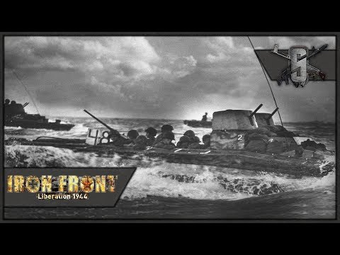 Pacific Beach Landing and Airfield Capture - ArmA WW2 Mod - US Marines Squadleader
