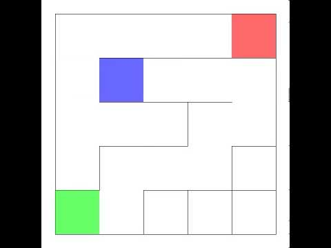 Maze Generation Algorithm - Depth First Search