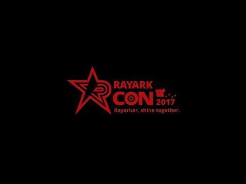 RayarkCon 2017 PV