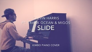 Calvin Harris ft. Frank Ocean & Migos - Slide (Piano Cover + Sheets)