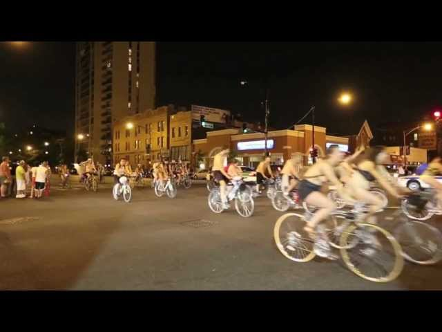 World Naked bike ride 2012