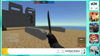 Combat Online لعبة رائعة