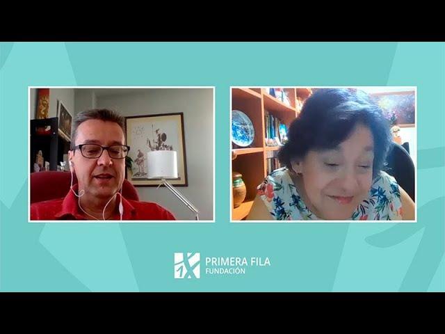 Entrevista a Francisco Serrano, psicólogo de la asociación 'Cuéntame algo que me reconforte'