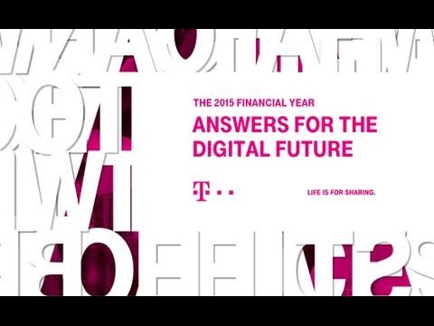 Deutsche Telekom's FY-2015 investor conference call