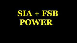 SIA + FSB POWER