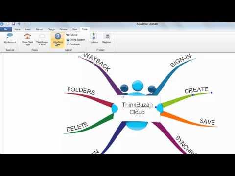 imindmap 6 thinkbuzan cloud - Imindmap Cloud