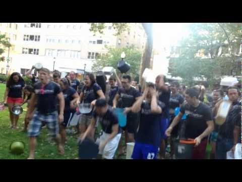 Wharton Ice Bucket Challenge - ALS Relief