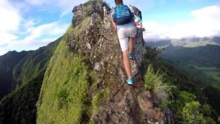 crouching lion trail hike hauula loop trail