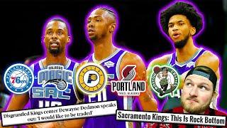 NBA Trade Machine: Sacramento Kings (2019-20)