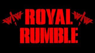 Wrestle! Wrestle! Royal Rumble 2015
