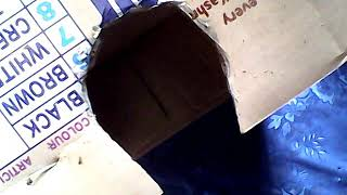 Build A Smartphone Projector With A Shoebox|| How to make projector  at home(structure)