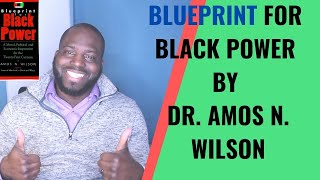 Blueprint For Black Power by Dr. Amos Wilson