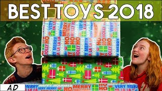 Best Toys For Christmas 2018