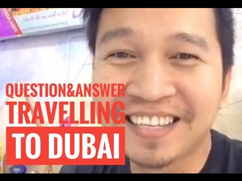 QUESTION AND ANSWER ABOUT UAE/DUBAI (via FB Live)