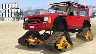 EPIC VEHICLE MODS!! (GTA 5 Mods)