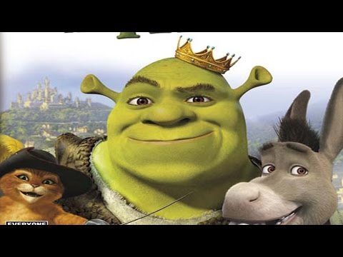 ► Shrek the Third - The Movie | All Cutscenes (Full Walkthrough HD)