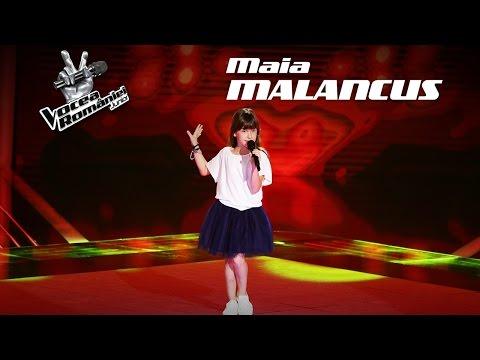 Maia Malancus - Bang Bang | Auditiile pe nevazute | VRJ 2017