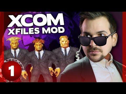 The XCOM Files #1 - FBI HQ