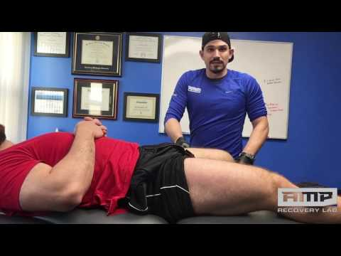 Session Sit In:  Opening up Hip Mobility in a Powerlifter using Manual Therapy, Graston, ART