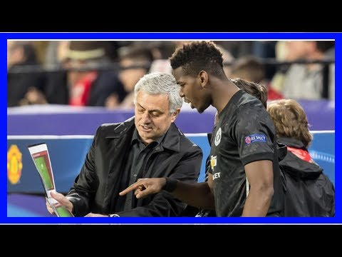[Breaking News]Mourinho in ' furious training ground row ' with United States star Pogba