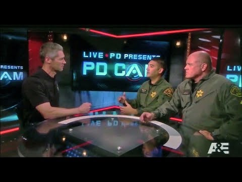 Deputies Appear On PD Cam For River Rescue