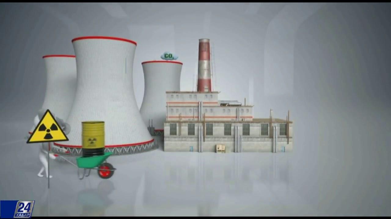 Атомная станция игры видео