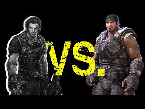 FIGHT TO THE DEATH!: Ep. 8  Grayson Hunt vs. Marcus Fenix