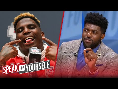 The Chiefs are painting a target on their back, talks Tom Brady — Acho   NFL   SPEAK FOR YOURSELF