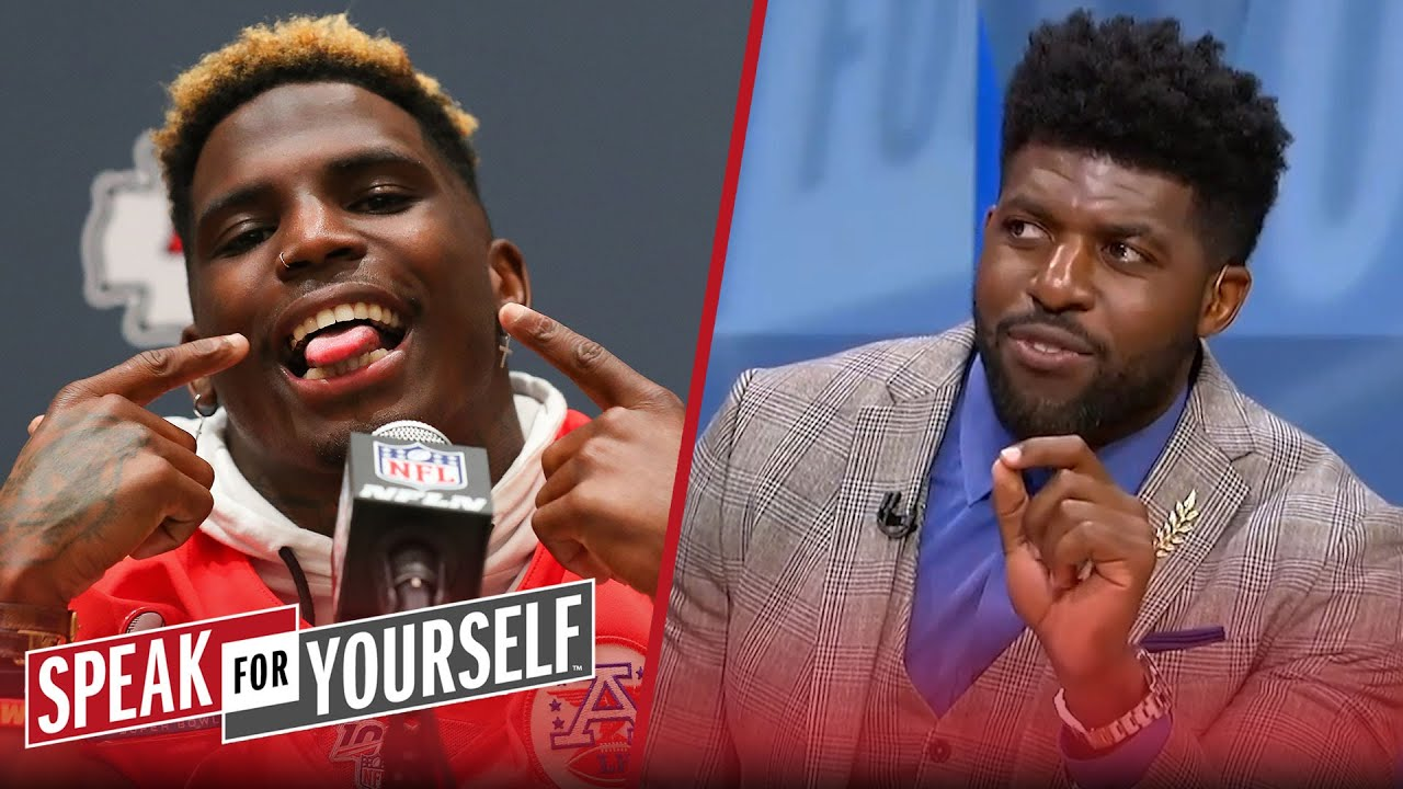 The Chiefs are painting a target on their back, talks Tom Brady — Acho | NFL | SPEAK FOR YOURSELF