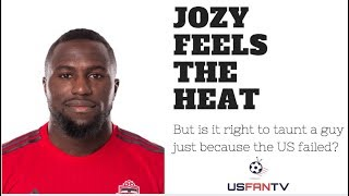 USfanTV: Jozy takes abuse, Pulisic to the Europa League?