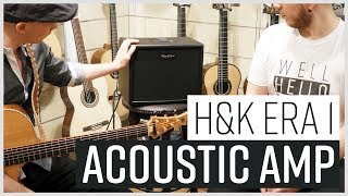 All-in-one Solution For Acoustic Guitar - Hughes&Kettner Era 1 | With Petteri Sariola | #TGU18