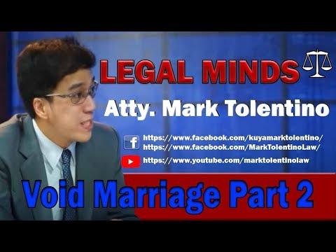 Void Marriage Part 2