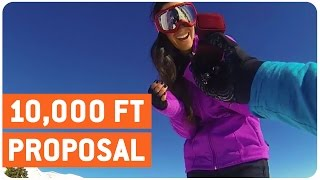 Drone Proposal | Love At 10,000 Feet