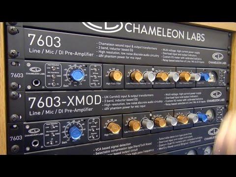 [NAMM] Chameleon Labs