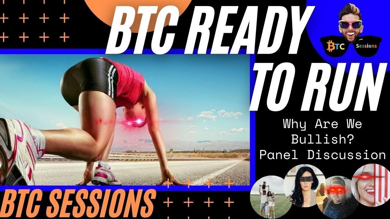 WHY ARE WE BULLISH? Bitcoin Price Looks Ready To Run!
