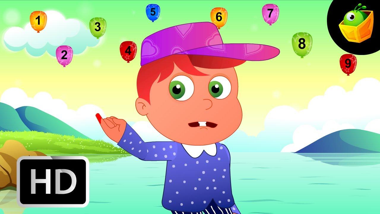 Best Nursery Rhymes | 3D English Rhymes | Cartoon Videos ...