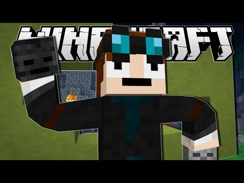 Minecraft | HOLE IN THE WALL SPOOKY EDITION!! | Minigame