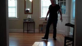 Somewhere With You Line Dance  by Scott Schrank Junior Willis