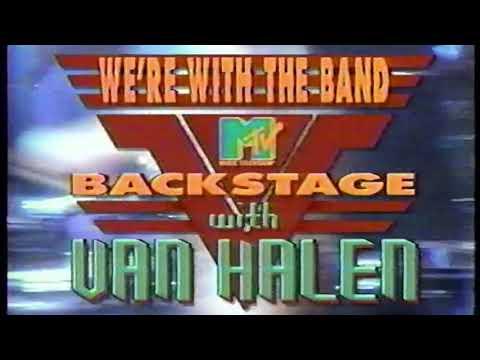Van Halen - Opening Night 1991 Tour MTV