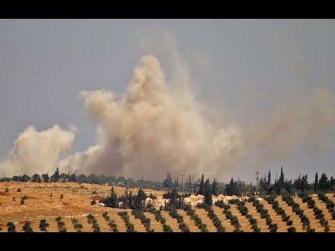 النظام السوري يقصف ريف إدلب  - نشر قبل 2 ساعة