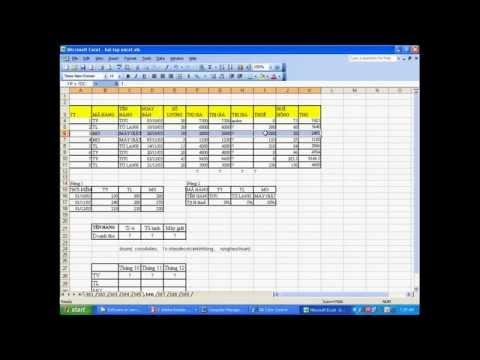 TH10A1 - Thực hành tin học số 11 [P1]