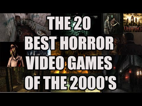 ce6ee0aea The 20 Best Horror Video Games of the 2000's - YouTube