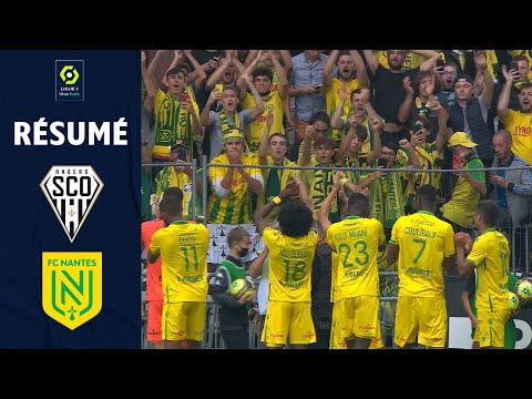 Angers Nantes Goals And Highlights