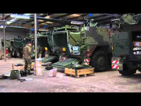 Dutch Defence Press video on BOXER